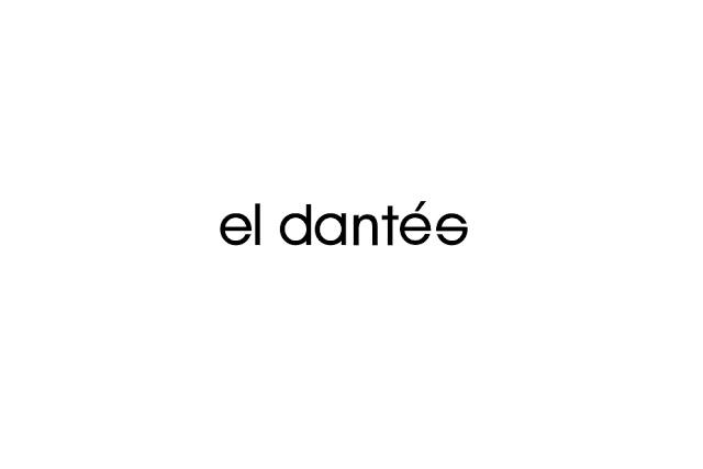 Logotipo El Dantes