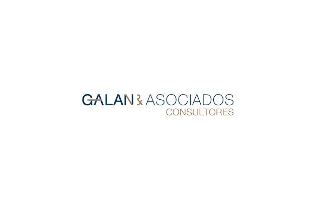 Logotipo Galán y Asociados
